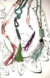 new meditation mala jewelry